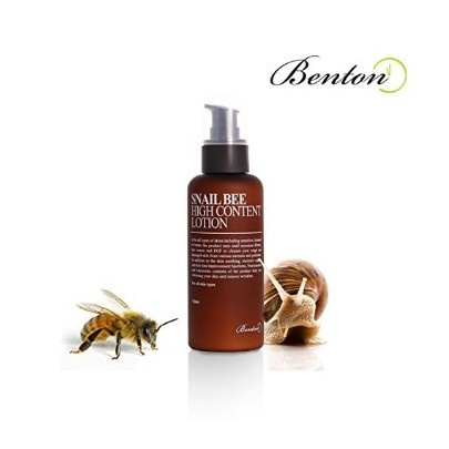 Benton – Snail Bee High Content Lotion – 120ml