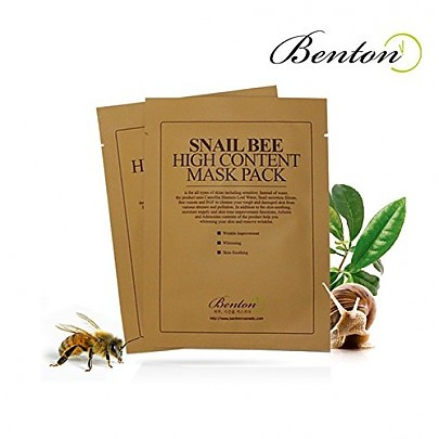 Benton – Snail Bee High Content Mask Pack