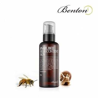 Benton – Snail Bee High Content Skin – 150ml