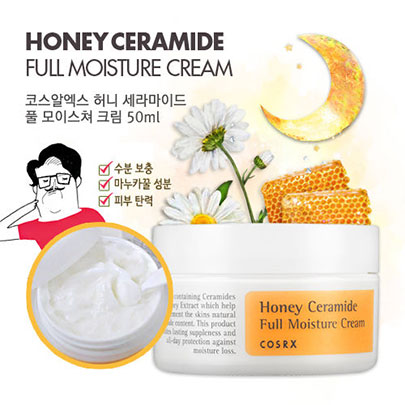 CORSX - Honey ceramide full moisture cream - 50ml