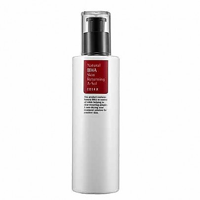 COSRX – Natural BHA Skin Returning A-Sol – 100ml
