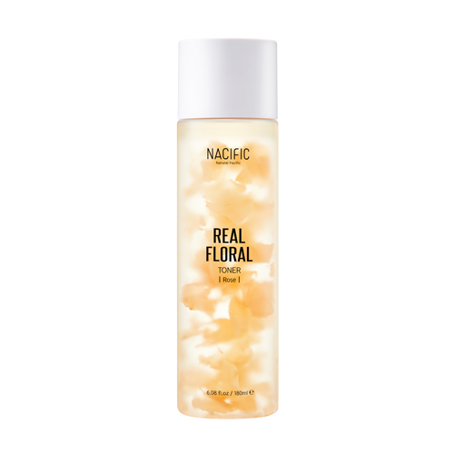 Nacific – Real Rose Floral Toner – 180ml