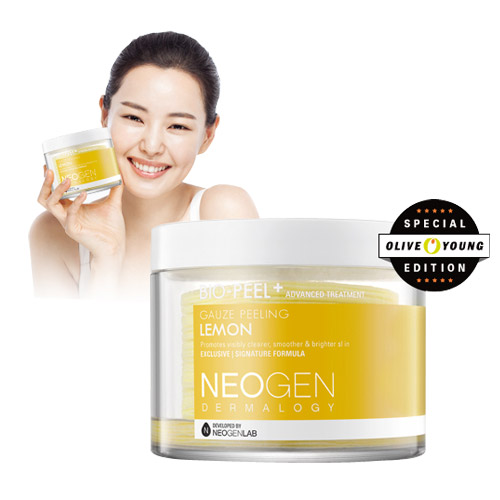 Neogen – Bio Peel Gauze Peeling Lemon – 30 Single Use Pads