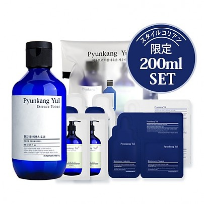 Pyunkng Yul – Essence Toner 200ml Plus Sample Size Of Pyunkang Yul's Basic Line